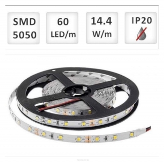Led pásik 14,4W/m NW